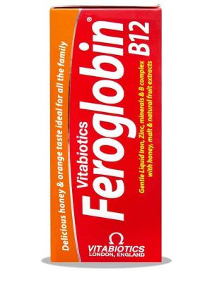 شربت فروگلوبین ب12