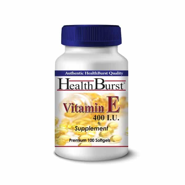 ویتامین ای 400 هلث برست