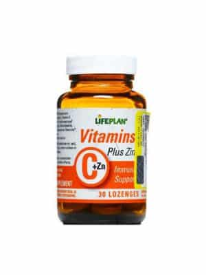 ویتامین ث پلاس زینک 30 عددی