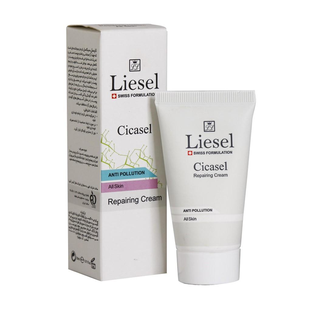 کرم ترمیم کننده سیکاسل 30 میلی لیتر   Liesel Cicasel Cream