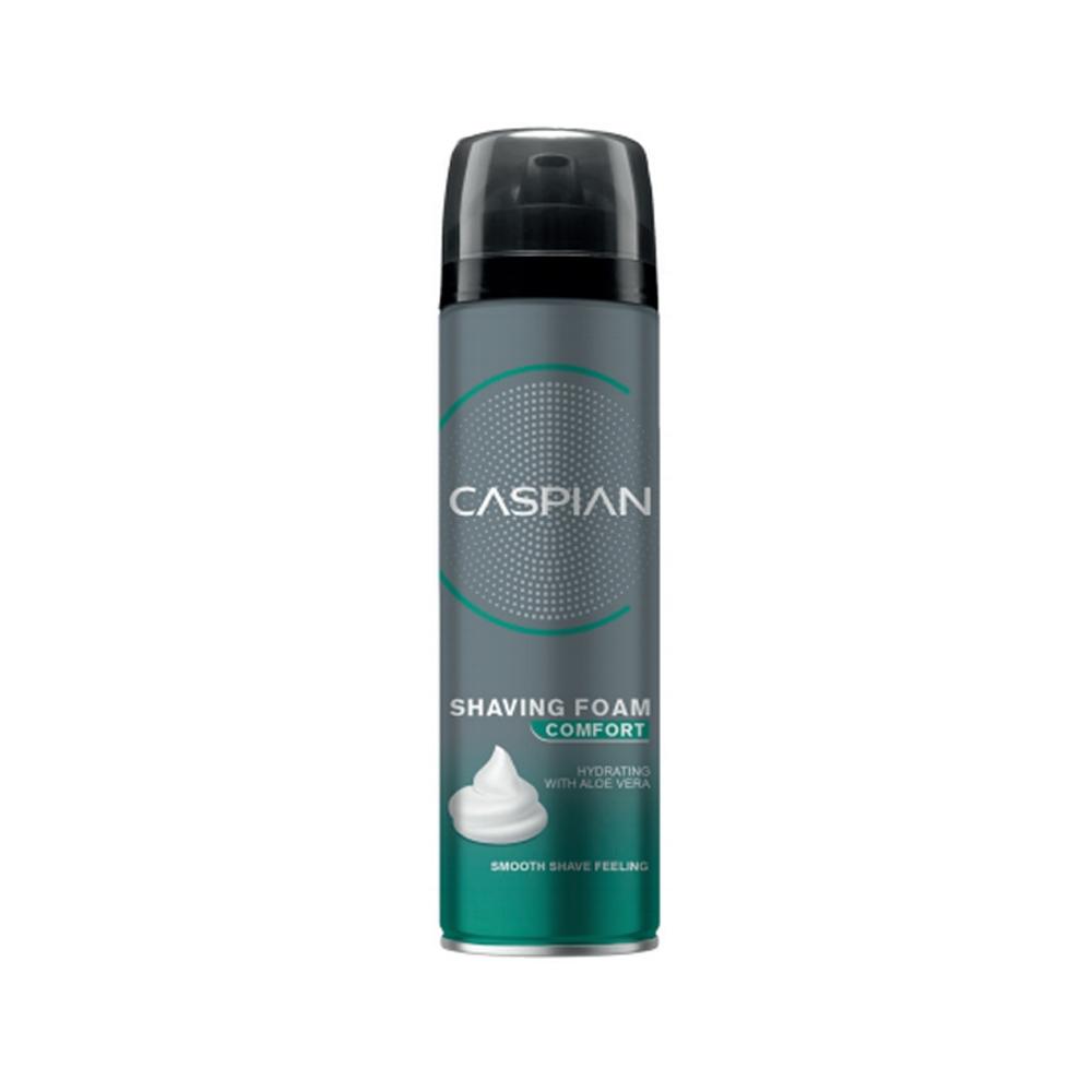 فوم اصلاح کاسپین مدل Caspian Comfort