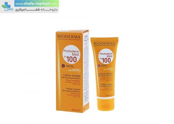 کرم-ضد-آفتاب-فتودرم-مکس-SPF100-بیودرما