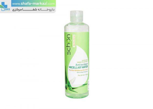 محلول-پاک-کننده-میسلار-آنتی-اکسیدان