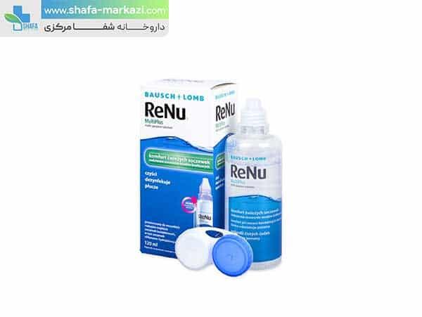 محلول-شستشوی-لنز-رنیو-120-میلی-لیتر