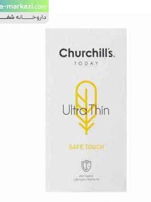 کاندوم-بسیار-نازک-چرچیلز-Safe-Touch