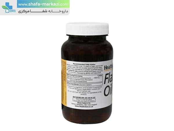 کپسول-فلکسید-اویل-هلث-اید-1