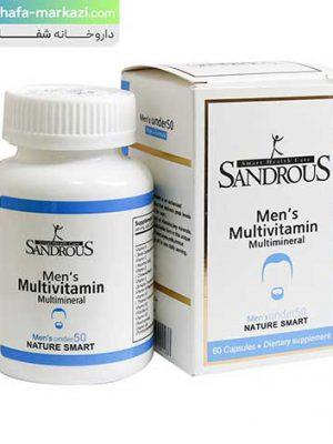 کپسول-مولتی-ویتامین-مینرال-آقایان-سندروس-1