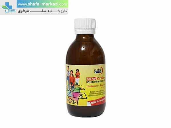 کیندر-مولتی-ویتامین-یورو-ویتال