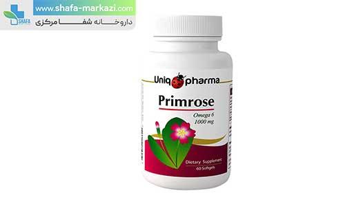 Primrose-Oil-Omega-6-1000-mg -Uniqpharma