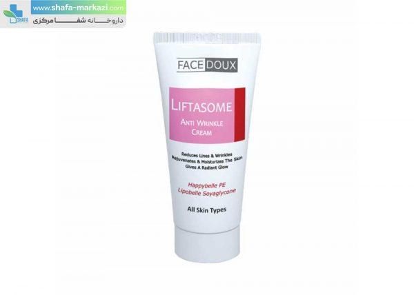 کرم-ضد-چروک-لیفتازوم-فیس-دوکس-مناسب-انواع-پوست