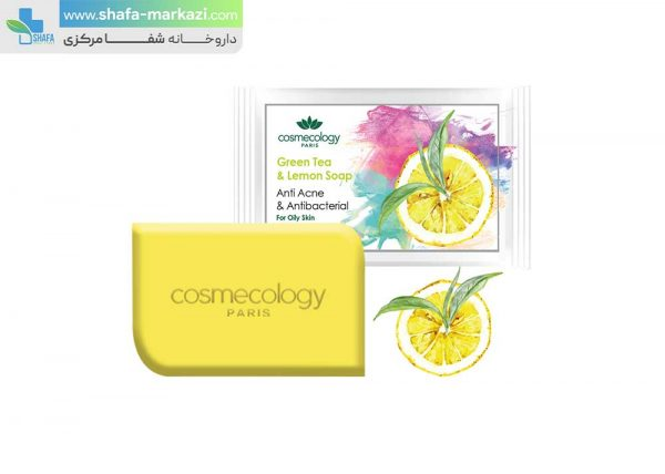 صابون-چای-سبز-و-لیمو-کاسمکولوژی
